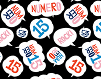 Numero 15 x Ronan Leung