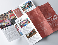 China Schools Foundation Brochure