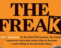Giants World Series Run, San Francisco Chronicle