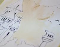 Sketching - Timisoara