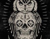 Blk Owl