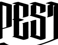 PEST - Typeface