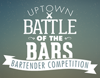 Battle of the Bars Poster - Summer 2013