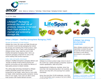 Lifespan Website