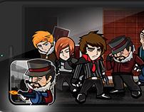 Crime Mafia Mobile Game Design