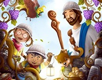 Explore The Bible - Bible Study 2013