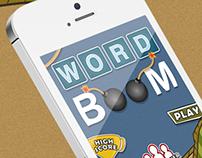Word Boom Game App