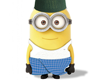Minion character design