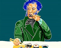 Pushkin, Gogol and animals