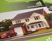 A4 folder for New Housing Development