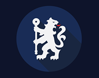 The Lion - Chelsea FC
