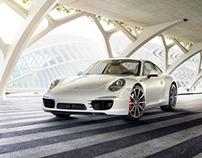 Porsche 911 | Valencia - CGI
