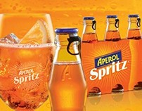 Aperol Spritz // ( Dallas Antwerp )