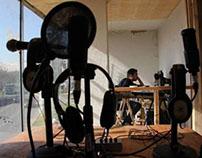RADIO MIL M2. SALA DE GRABACIÓN