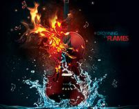 Music Xtreme Sensations Poster   Flyer