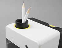 CUBEE | Electronic Pencil Sharpener