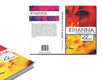 Book Cover Jacket Layout for Print