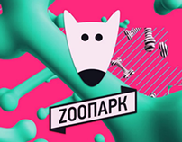 Zoopark channel rebrand concept