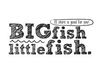 Big Fish, Little Fish, Cardboard Box