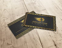 ORDER YOUR BUSINESS CARD