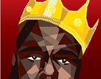 Geometric Hip Hop Legends