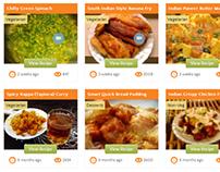 UI Design: http://recipes.goodlinksindia.com
