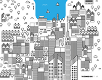 Present Perfect Magazine: Crowded City
