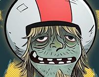 Dude Zombie