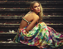 Photoshoot for Jelena Klakina designs
