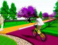 'Los Fuertes' Urban Corridor