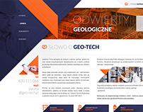 Geotech website
