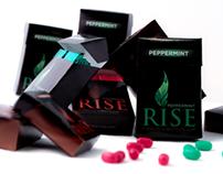 Rise - Tobacco Substitute Gum