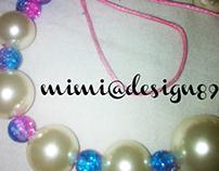 Jewellery by mimi@design89