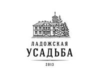 Website www.ladoga-usadba.ru