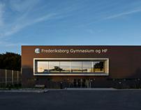 Frederiksborg Gymnasium // Sweco Architects