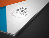 Karl Borg Events
