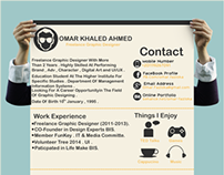 Resume C.V | Infographic