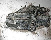 Hyundai i20-Stone-Poster