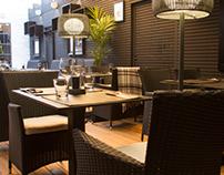 Stefan´s Steakhouse Terrace
