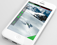 UI DESIGN FOR PHOTOGRAPHY MOBILE APP
