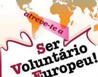 Ser Voluntário Europeu!