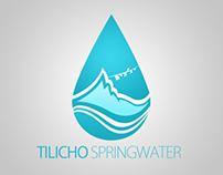 Logo Concept - Tilicho Springwater
