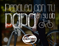 Father's day Oxford Bikes