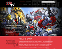 Shout Factory TV Website