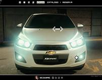 Chevrolet Sonic - New Site