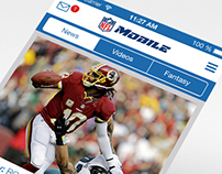 NFL Mobile Concept