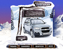 Chevrolet Winter - Twitter App