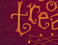 Halloween Handlettering
