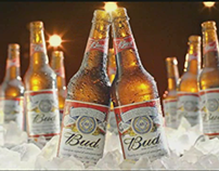 "BUD ""Light the World"""
