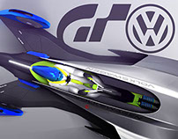 VOLKSWAGEN CONCEPT GAMING (WORK IN PROGRESS)